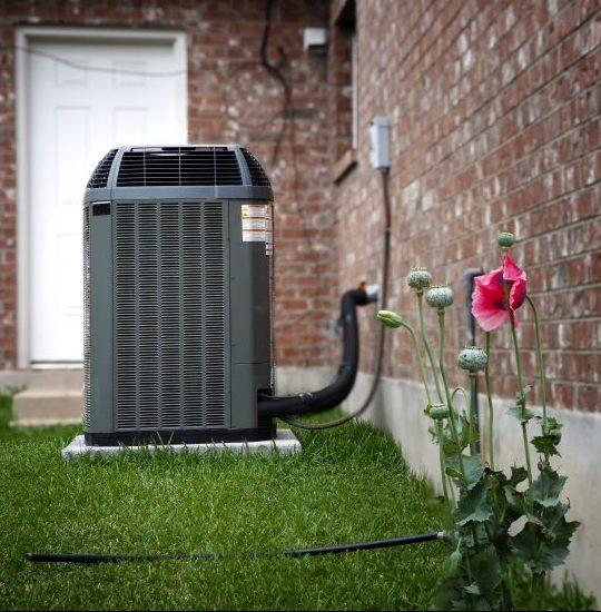 Central air conditioner installation in RI