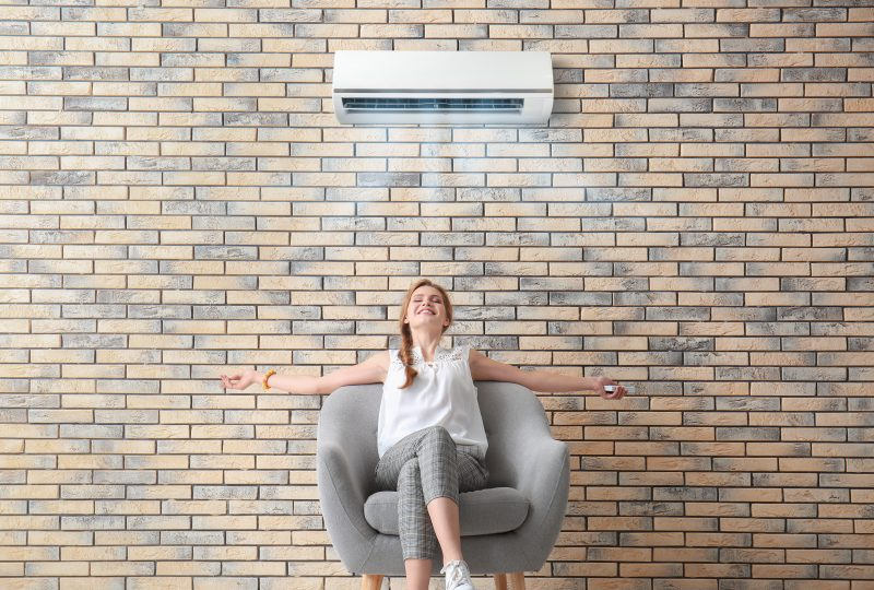 Ductless AC and Heat Pump Installation in RI